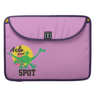 Arlo And Spot Sunset Sleeve For MacBooks