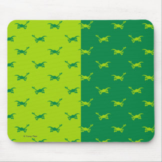 Arlo Half Color Running Mouse Mat