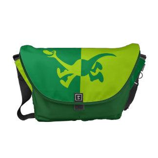 Arlo Half/Half Messenger Bag