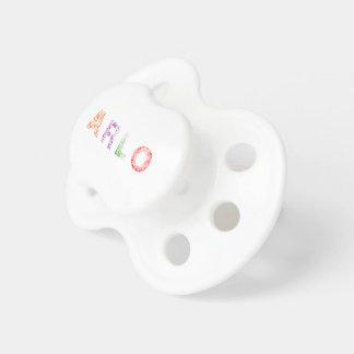 Arlo Letter Name Dummy