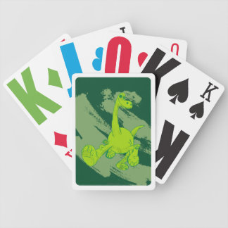 Arlo Sketch Bicycle Playing Cards
