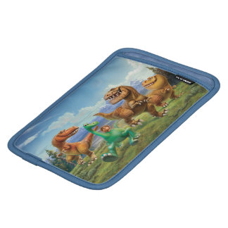 Arlo, Spot, and Ranchers In Field iPad Mini Sleeve