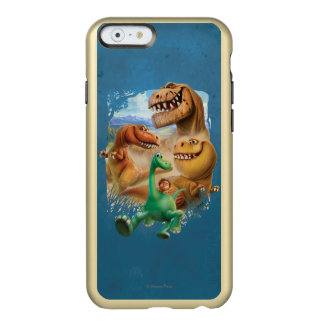 Arlo, Spot, and Ranchers In Forest Incipio Feather® Shine iPhone 6 Case