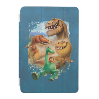 Arlo, Spot, and Ranchers In Forest iPad Mini Cover