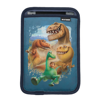 Arlo, Spot, and Ranchers In Forest iPad Mini Sleeve
