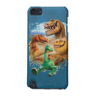 Arlo, Spot, and Ranchers In Forest iPod Touch 5G Case
