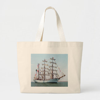 ARM Cuauhtemoc Mexican Navy Tall Ship Tote