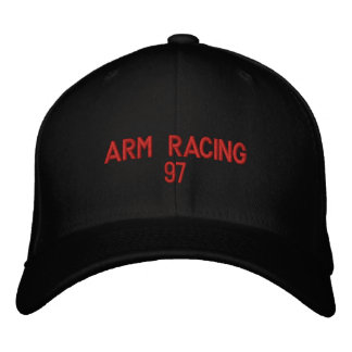 ARM Racing 97 hat Embroidered Baseball Caps
