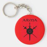 ARMA Keychain