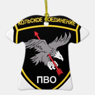 Armabzeichen der Russischen Luftabwehr Einheiten Christmas Tree Ornaments