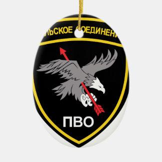 Armabzeichen der Russischen Luftabwehr Einheiten Ornaments