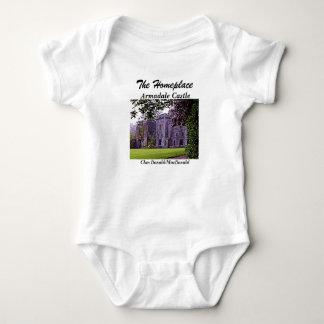 Armadale Castle – Clan Donald/MacDonald Baby Bodysuit