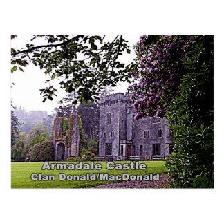 Armadale Castle Postcard
