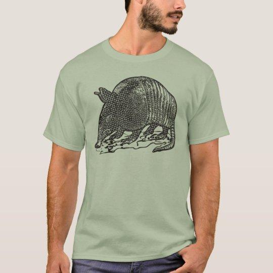 Armadillo Big Dot T-Shirt