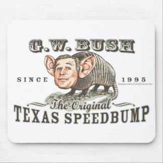 Armadillo Bush Mouse Pads