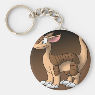 Armadillo Dragon Keychain