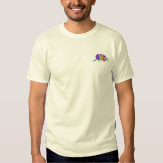 Armadillo Embroidered T-Shirt