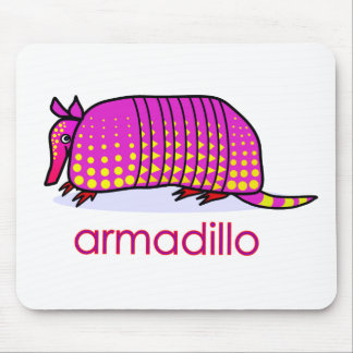 Armadillo Mousepad
