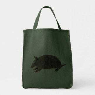 Armadillo plain canvas bags
