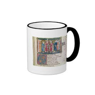 Armament of a knight mugs