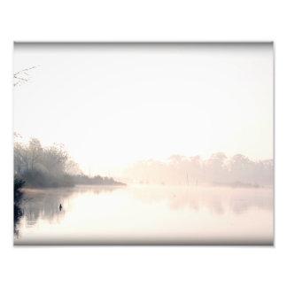 Armand Bayou fog Art Photo
