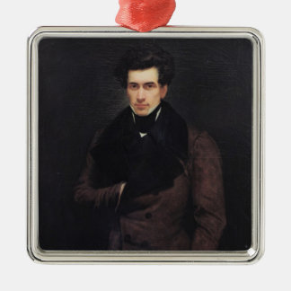 Armand Carrel Christmas Ornament