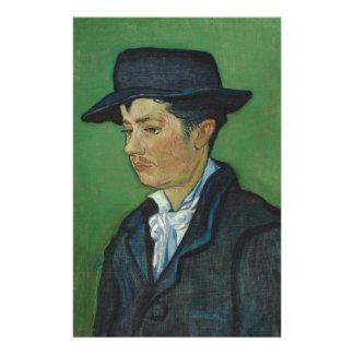 Armand Roulin by Vincent Van Gogh Custom Flyer
