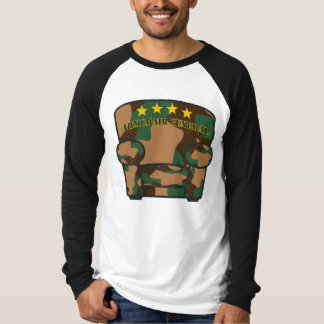 Armchair General - Camouflage Shirts