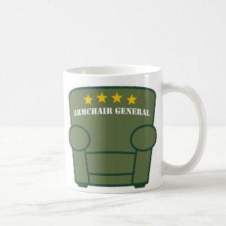 Armchair General - Khaki Coffee Mug