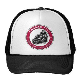 ARMCHAIR QB Kansas City Football Mesh Hats
