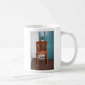 Armchair Security Basic White Mug