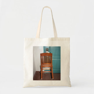 Armchair Security Budget Tote Bag