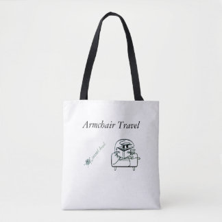 Armchair Travel Tote Bag