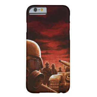 Armed For War Barely There iPhone 6 Case