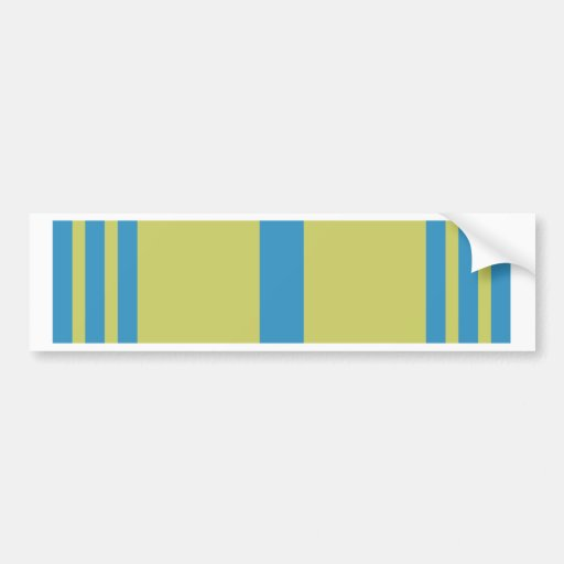 Armed Forces Reserve Ribbon Bumper Sticker