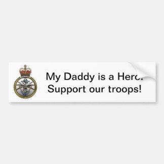 Armed Forces Sticker Bumper Sticker