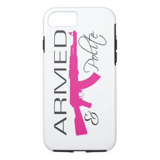 Armed & Polite, iPhone 7, Tough iPhone 7 Case