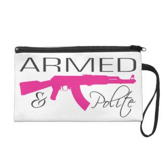 Armed & Polite, Wristlet