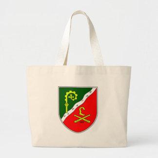 Armelabzeichen Stabs- und Divisionstruppen der 3 Canvas Bags