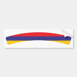 Armenia / Arménie Bumper Sticker