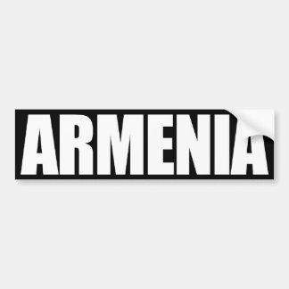 Armenia Bumper Sticker