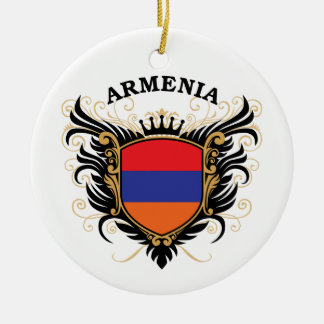 Armenia Christmas Ornament