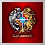 Armenia COA 2 Poster