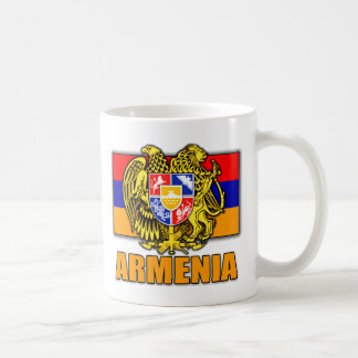 Armenia Coat of Arms Coffee Mug