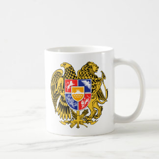 Armenia Coat of Arms detail Coffee Mug
