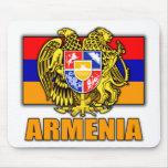 Armenia Coat of Arms Mousepad
