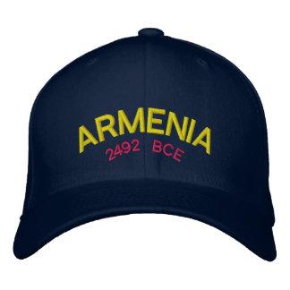 Armenia Custom Baseball Cap