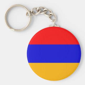 Armenia Flag AM Key Ring