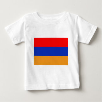 Armenia Flag Baby T-Shirt