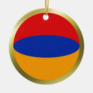 Armenia Flag Ornament